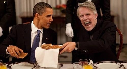 Obama Gary Busey