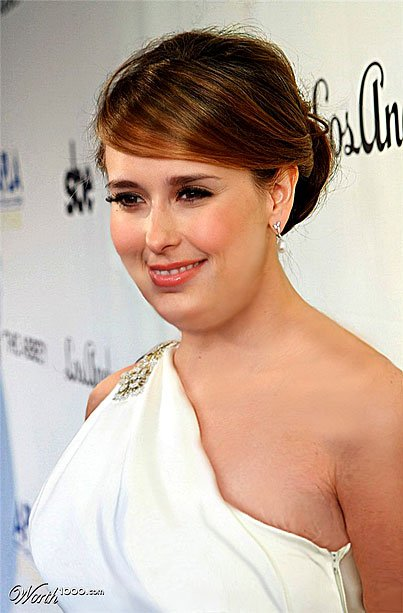 Jennifer Love Hewitt fat