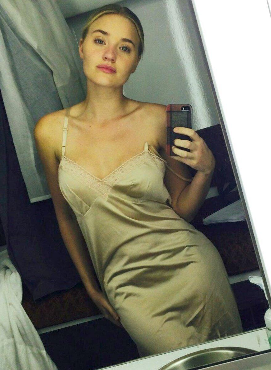 AJ Michalka Nude Photos Leaked
