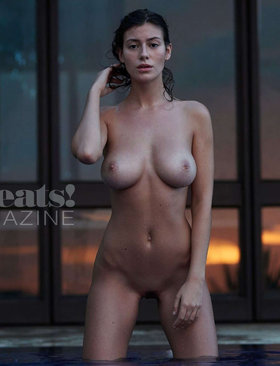 Alejandra Guilmant Nude Full Frontal Outtakes