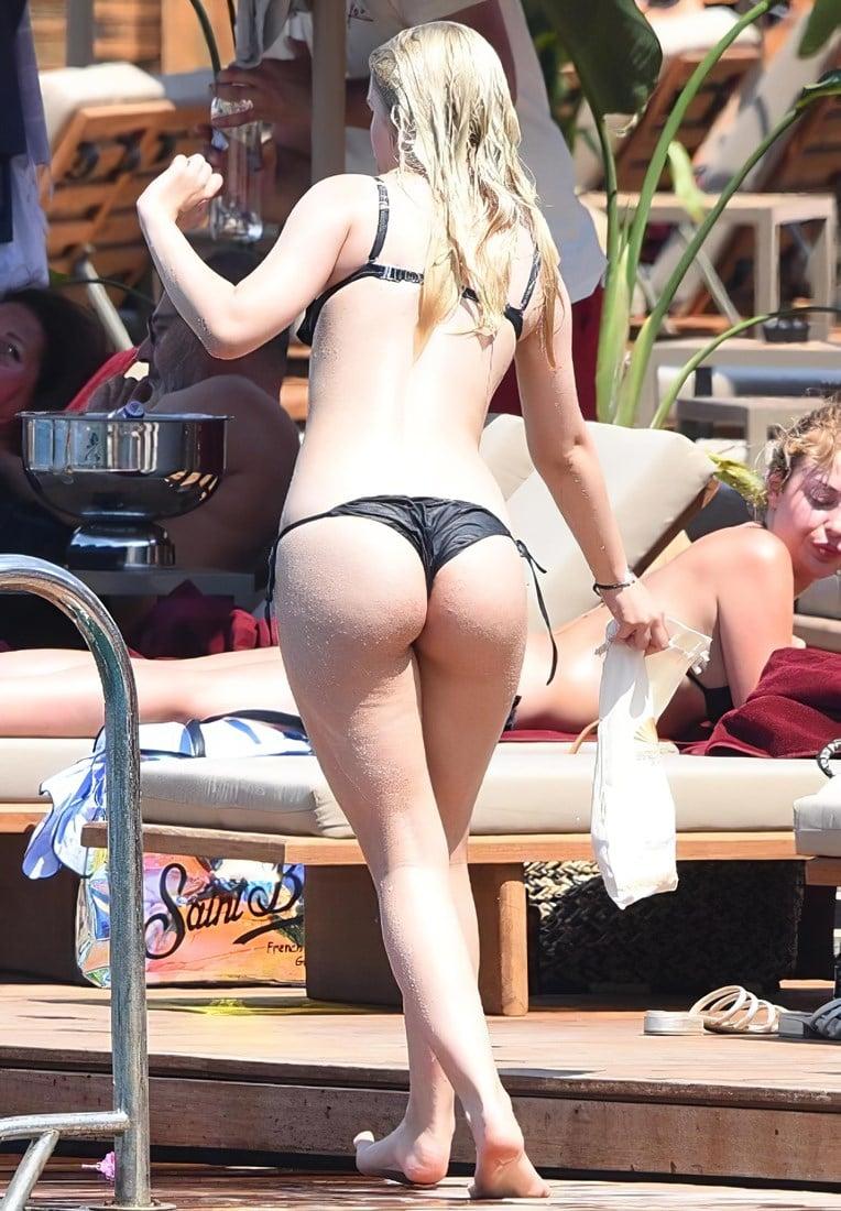 Aleyna Tilki Nude Ass Twerking And Thong Bikini Pics