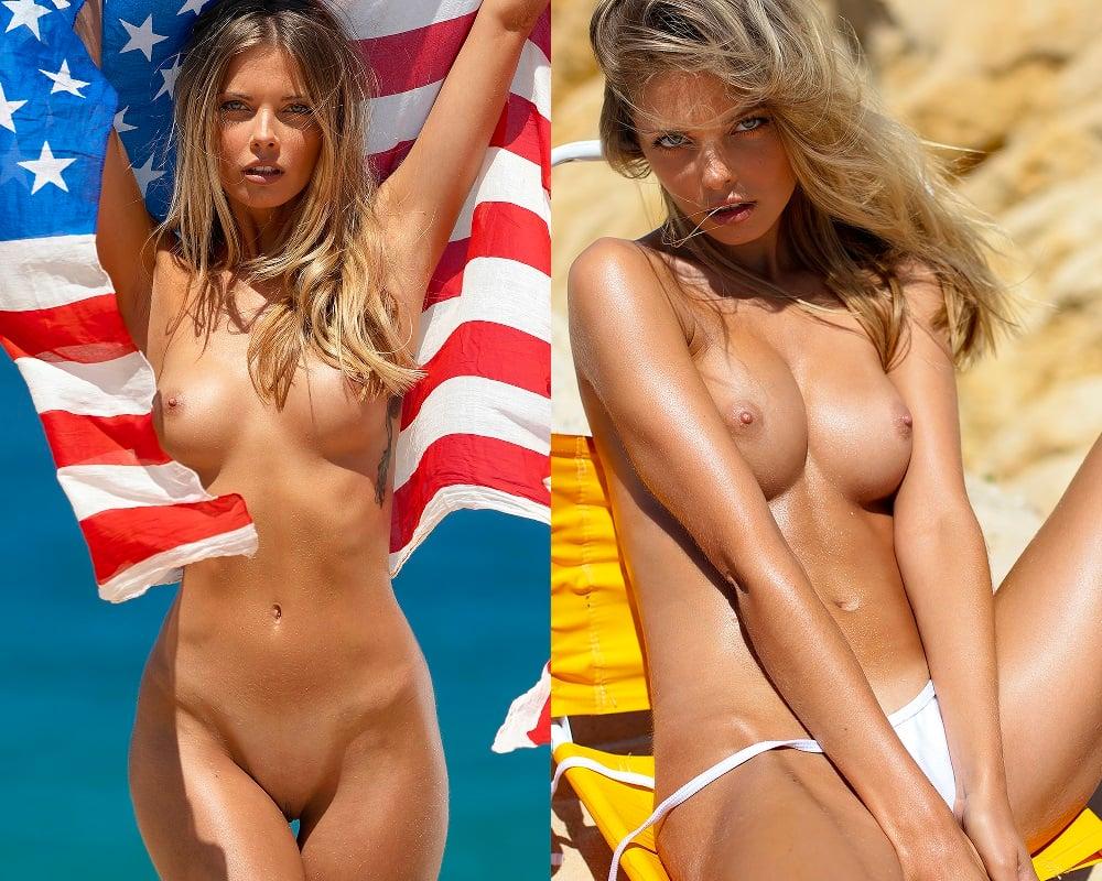 Alina Boyko Full Frontal Nude Photo Shoot