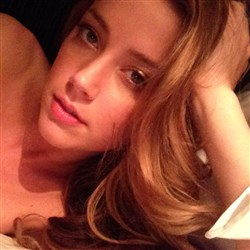 Amber Heard Nude Cell Phone Photos Leaked