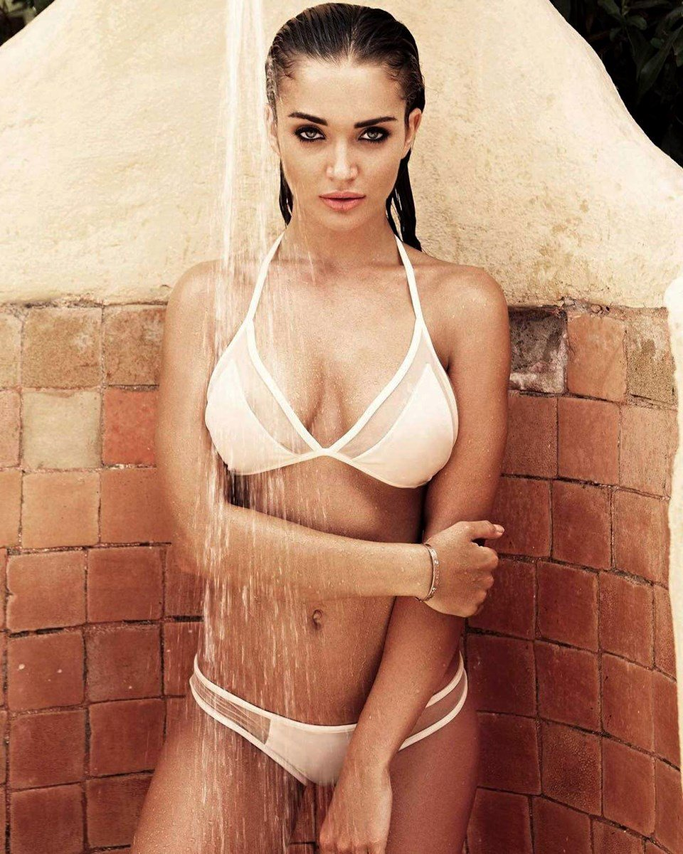 Amy Jackson Nude Tits And Ass Compilation