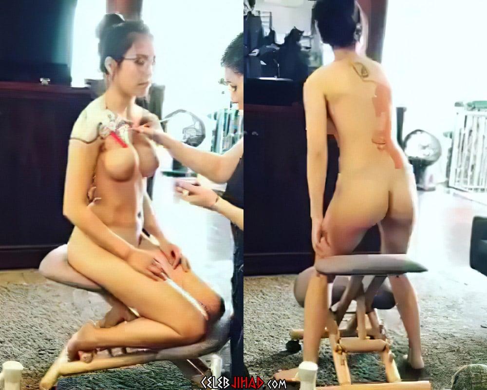 Anna Akana Nude Tits And Ass Compilation