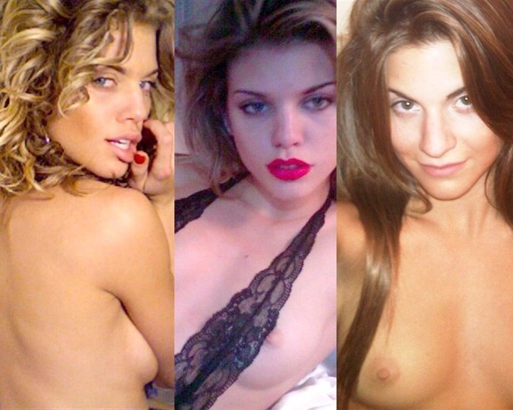 Alex kingston nude fakes