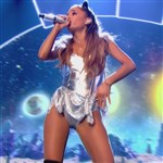 Ariana Grande Whores Herself At Radio One Teen Awards