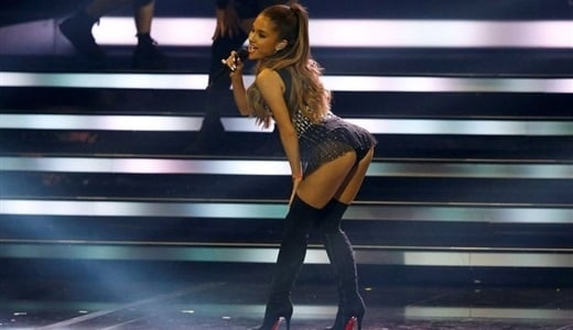Ariana grande celeb jihad