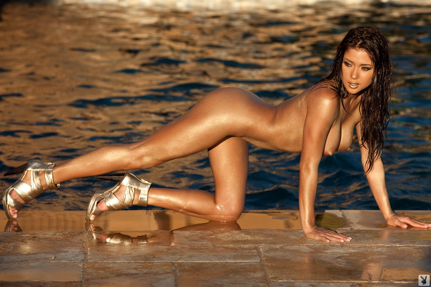 Nude pictures of arianny celeste