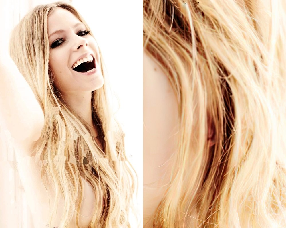 Avril Lavigne Topless Outtakes Nip Slips Leaked