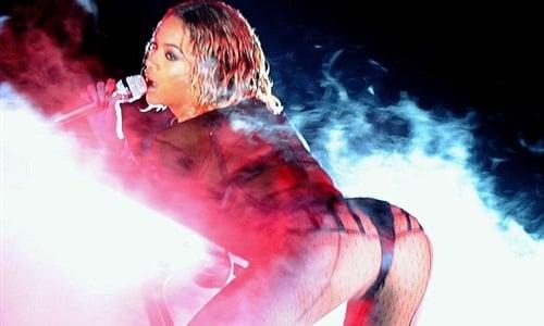 Beyonce booty