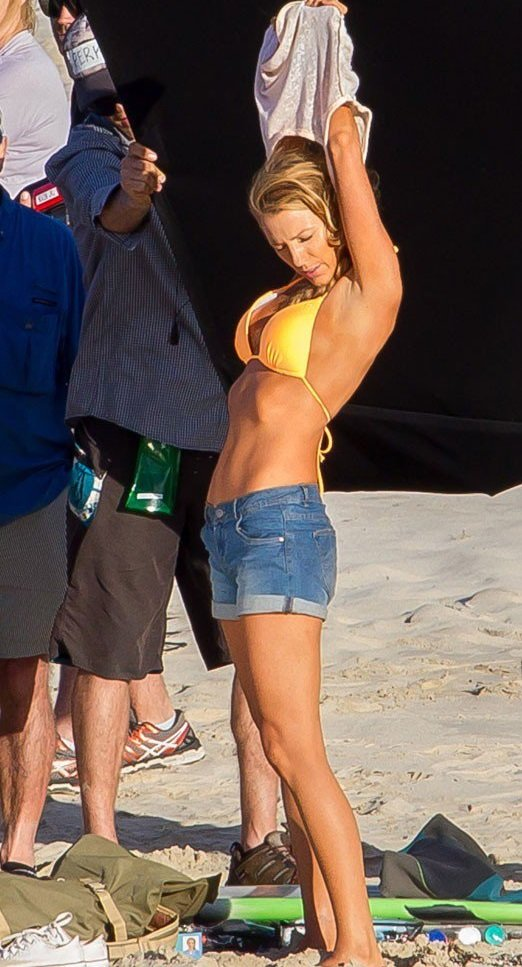 Blake Lively Candid Bikini Photos