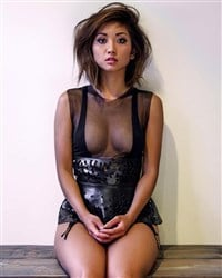 Brenda Song Insults Islam With A Revealing Photo Shoot