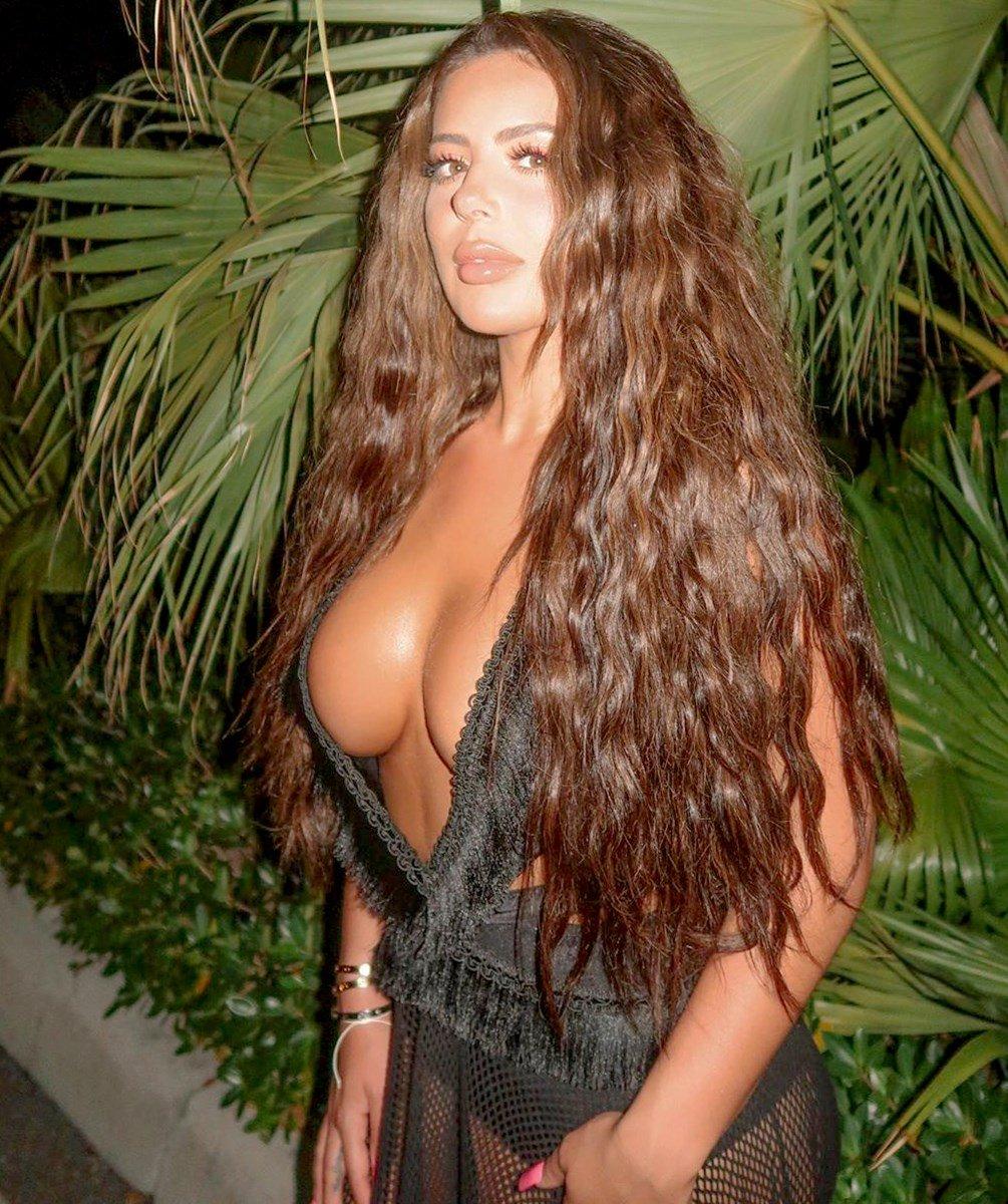 Brielle Biermann Nude Big Tits And Ass
