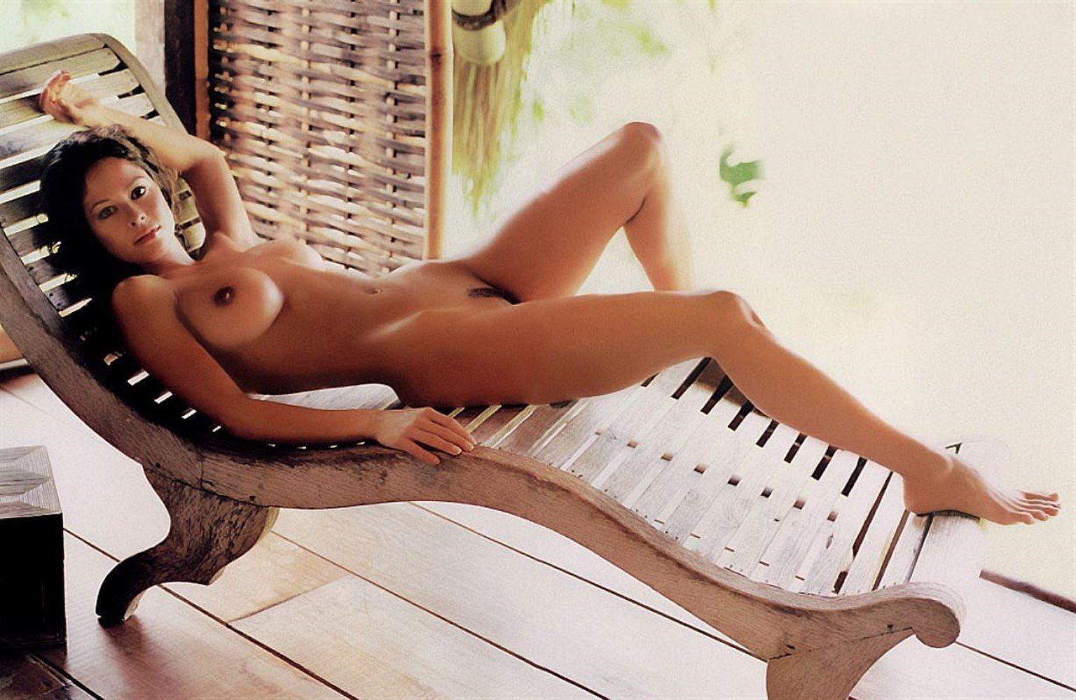 Brooke Burke Naked Celebritys