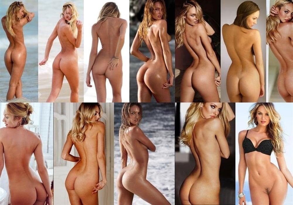 Candice swanepoel naked fuck