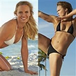 Caroline Wozniacki Battles Ronda Rousey In The 2015 Sports Illustrated Swimsuit Issue