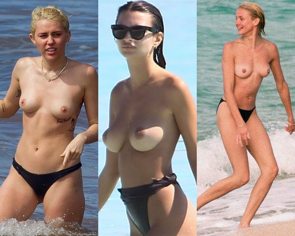 100 Photos of All Nude Celebrity Pictures