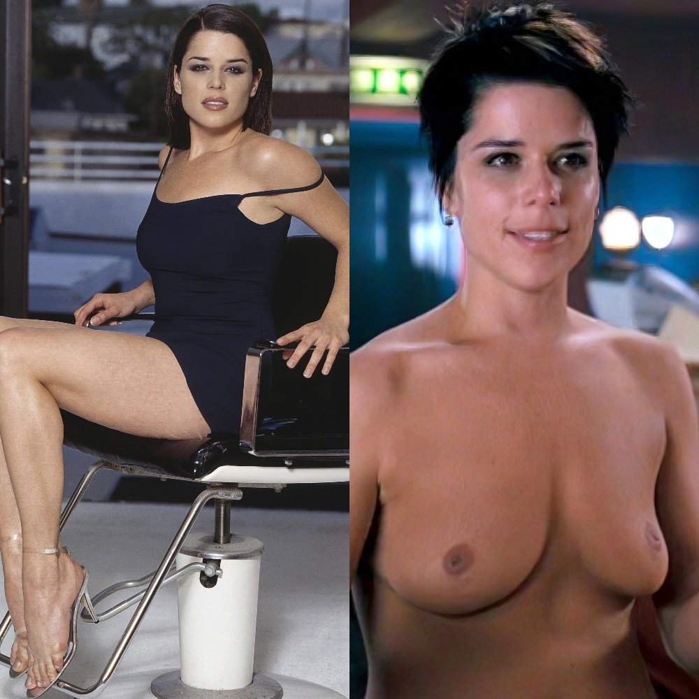 The Disappointing Tits On Neve Campbell