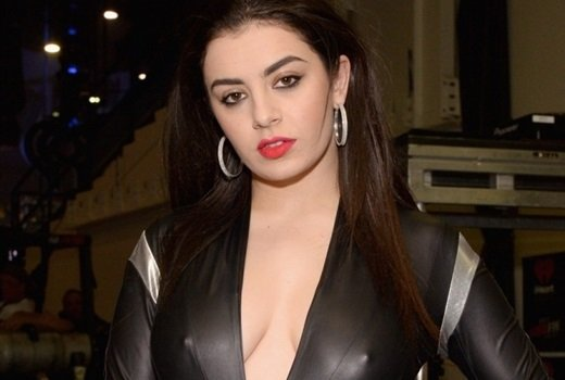 Charli XCX Nips And Booty Land Her On 2015 Watch List