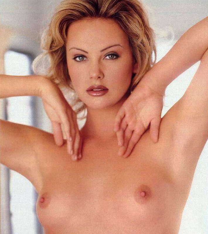 Charlize theron pussy — img 15