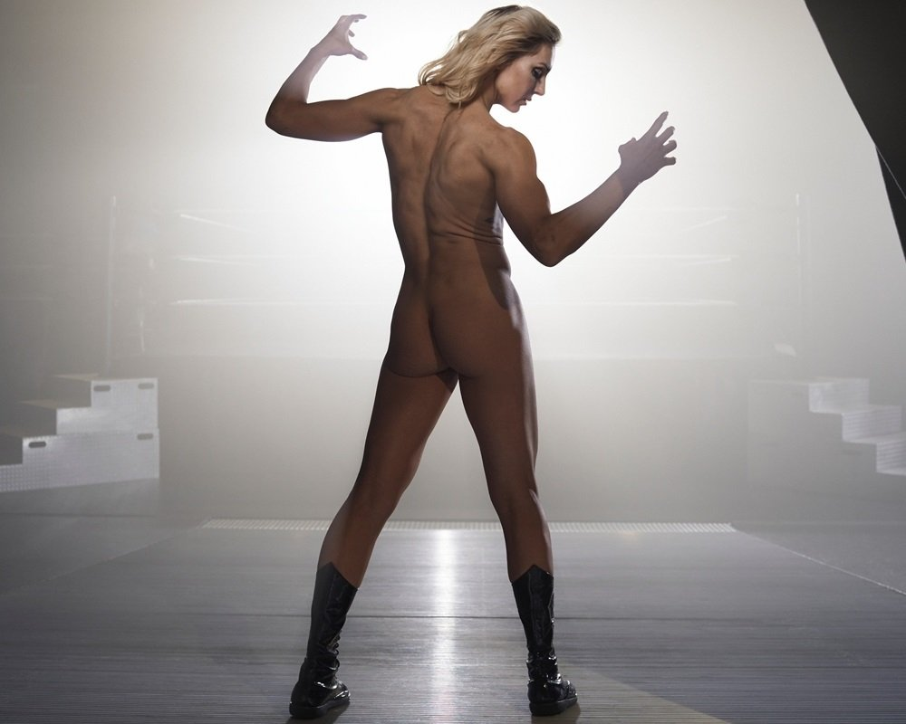 from Aron charlotte flair sex