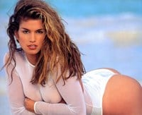 Cindy crawford nude not