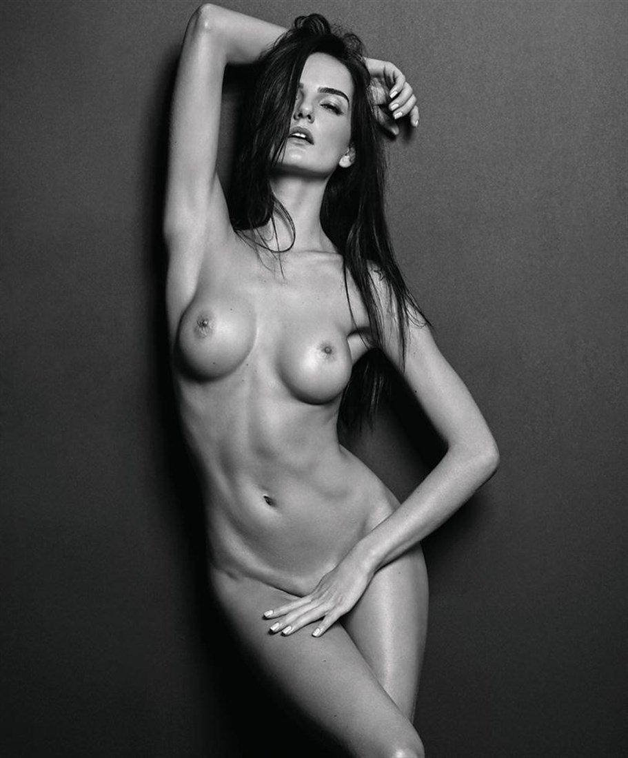 Cinthia Moura Topless Masters Of Horror