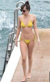 when bikini wet thru See