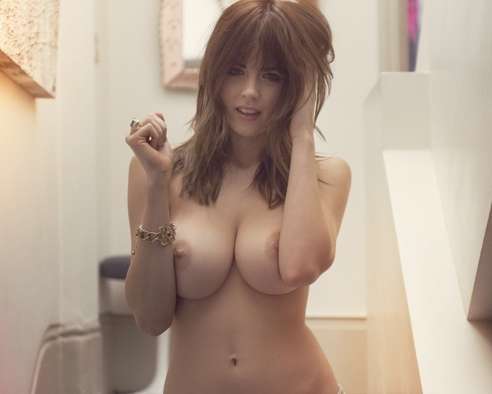 tits Danielle sharp