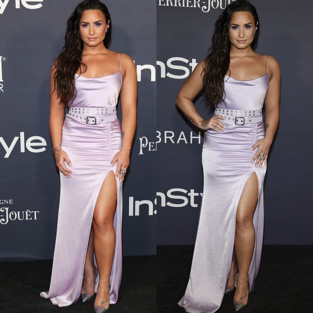 Demi Lovato dress
