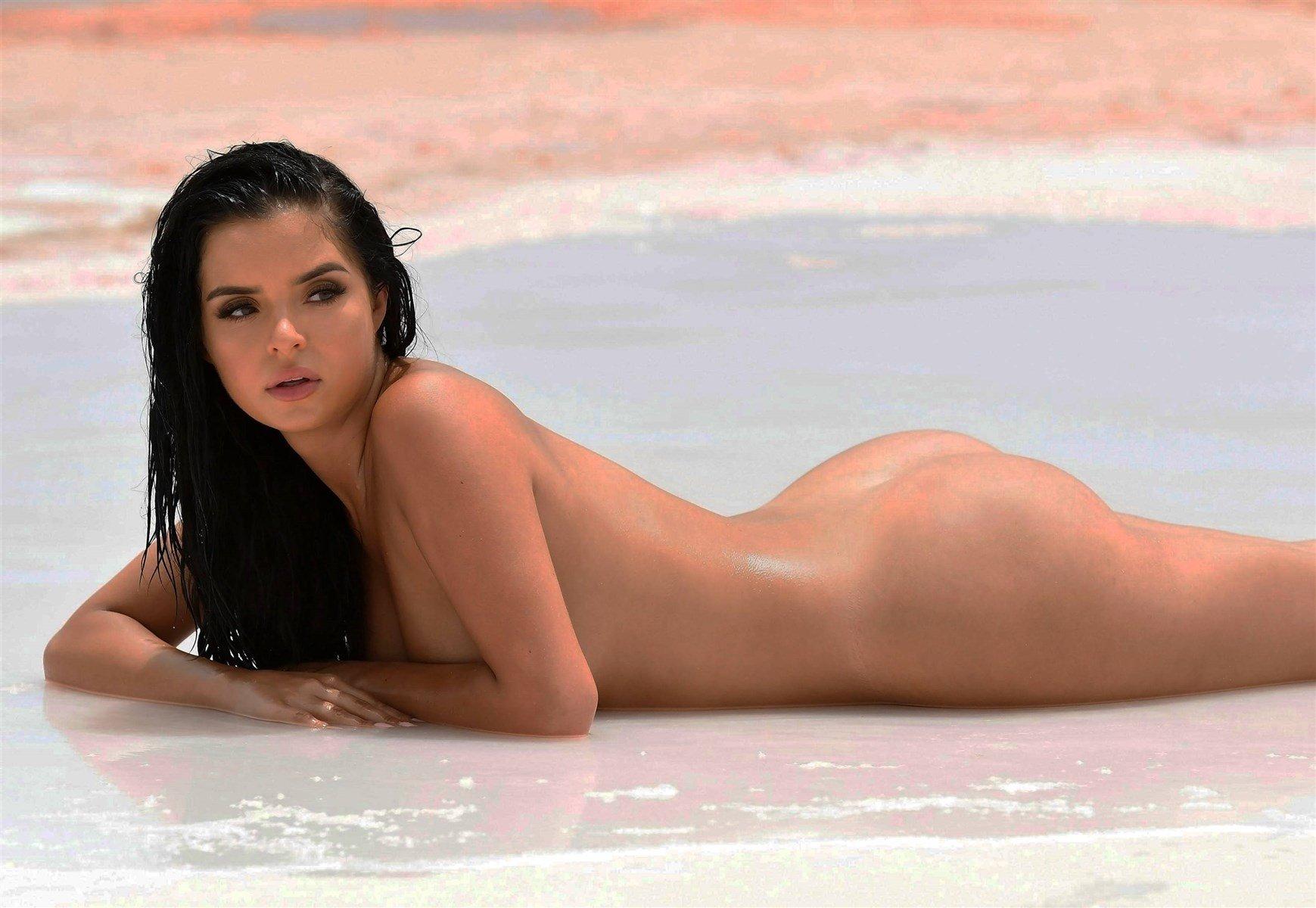 Demi Rose Nude Photo Shoot