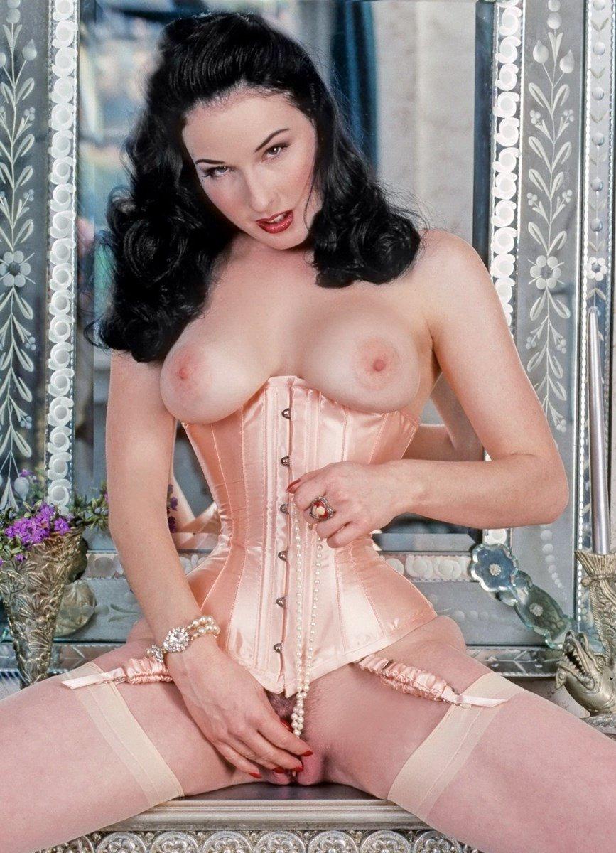 Dita Von Teese Nude Pussy Pics Ultimate Compilation