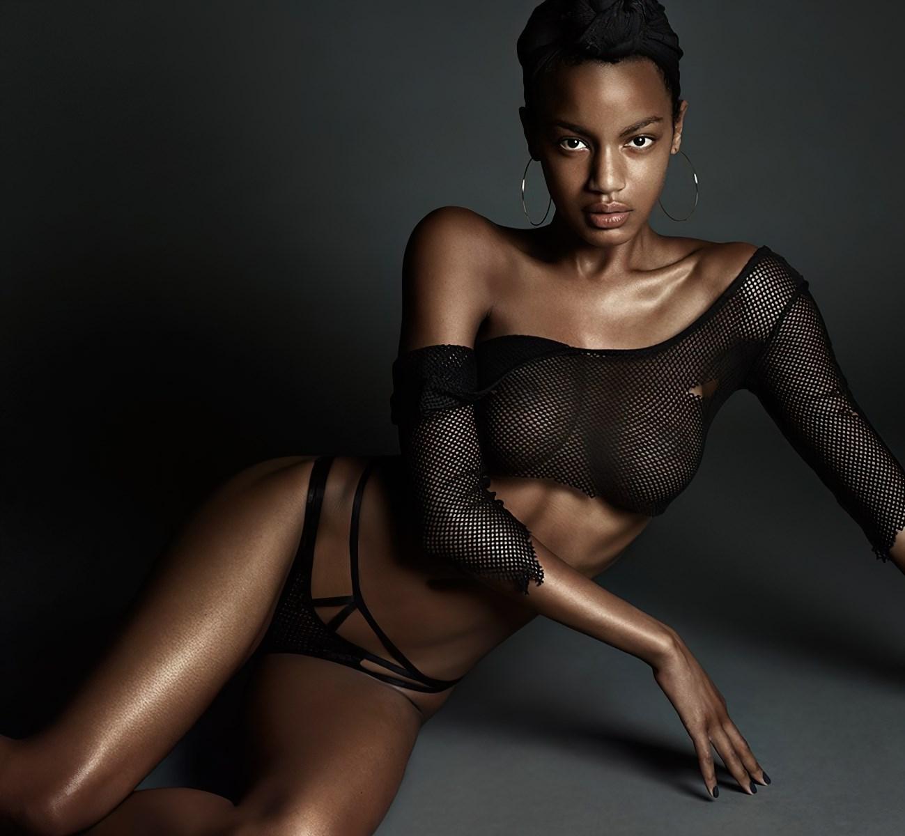 Ebonee Davis Nude Ultimate Compilation