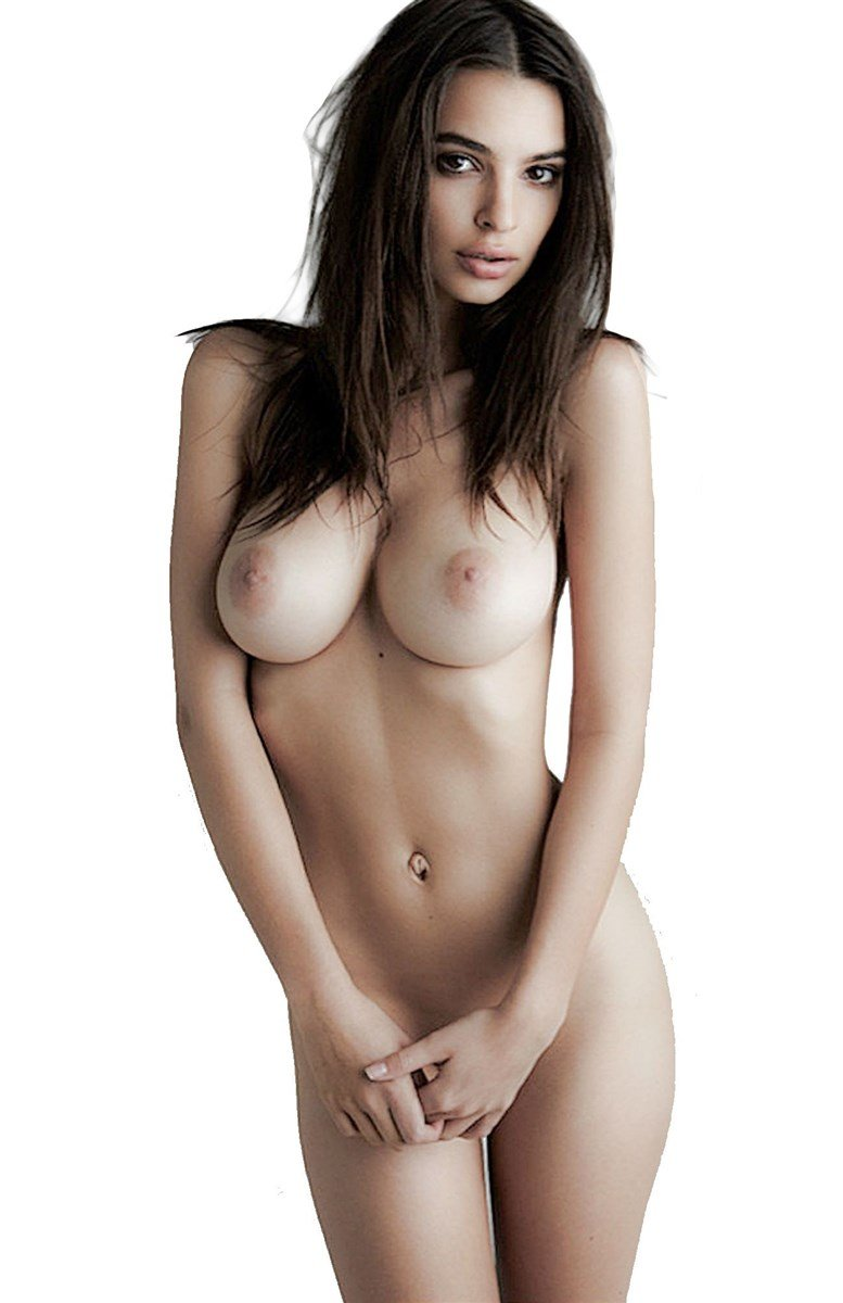 Emily Ratajkowski Nude Photos Color Corrected