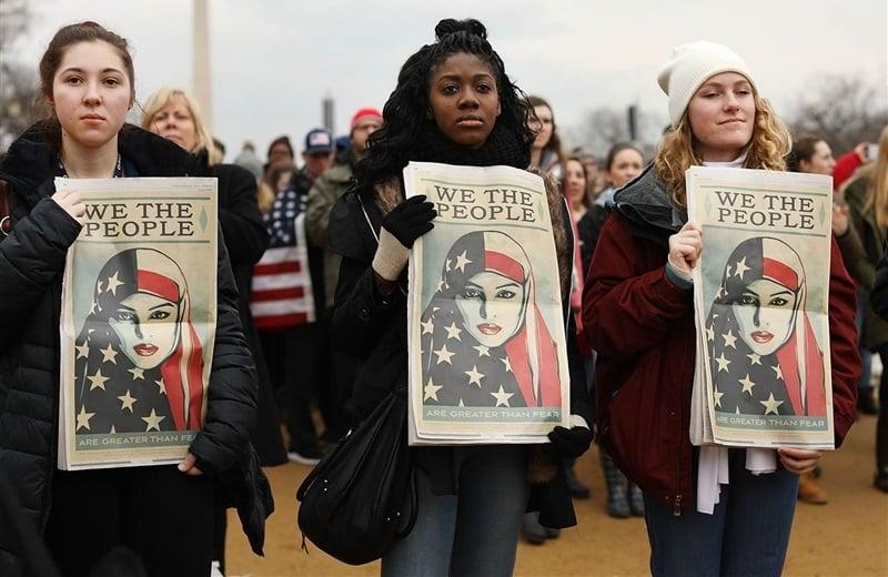 Womens March Sharia