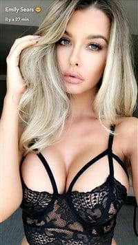 Emily sears tits
