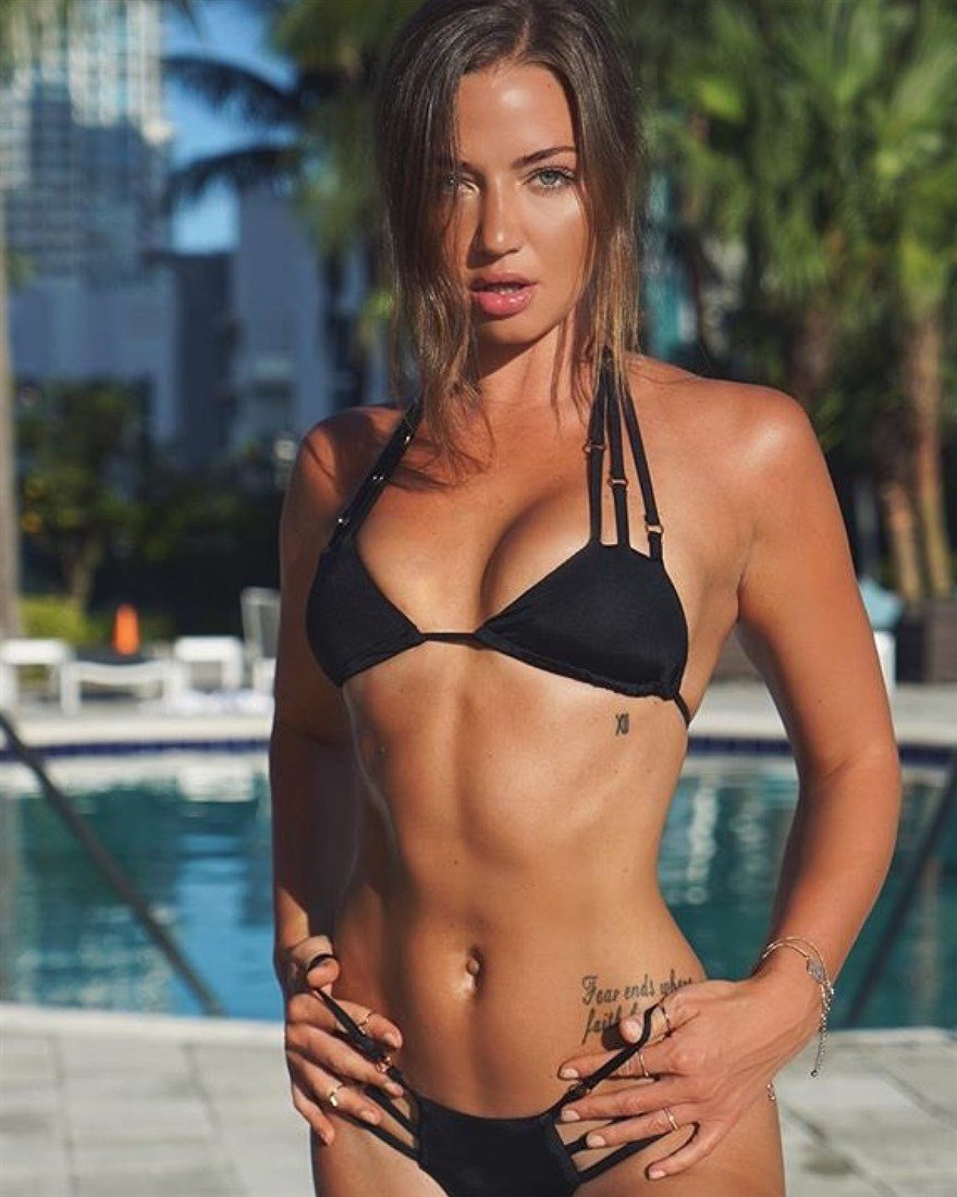 Erika Costell Nips, Tits, And Ass Photos Compilation