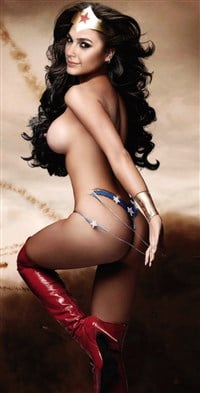 Wonder Woman Free Nude Pictures 17