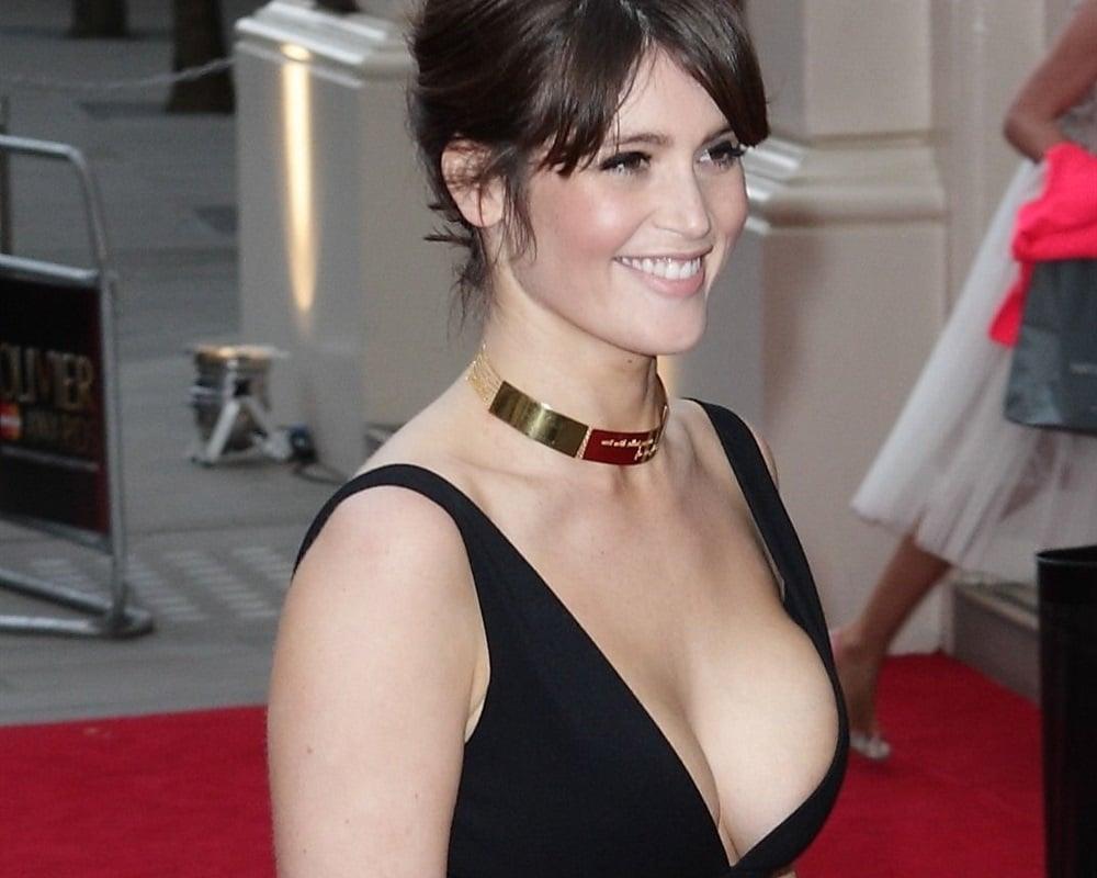 Gemma arterton tits