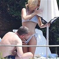 Gillian Anderson Nude Vagina Slip