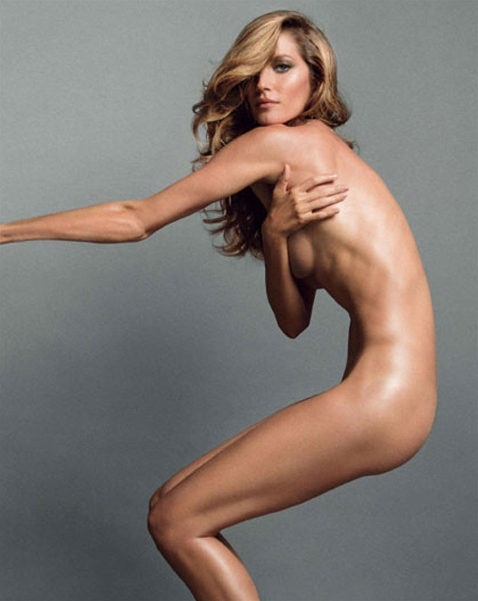 Gisele bundchen nude and topless
