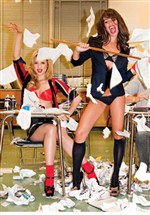 1001Archives: The Girls From Glee In Their Underwear