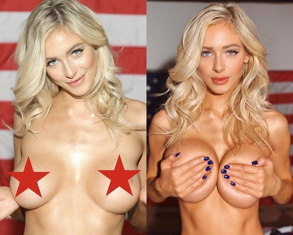 Hannah Palmer nude pussy