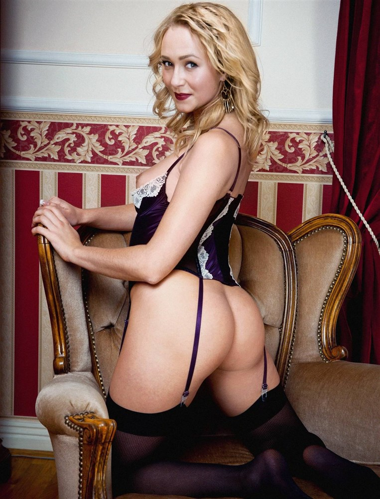 Hayden Panettiere Does A Nude Photo Shoot