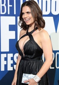Hayley atwell big titties