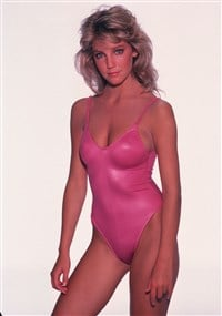 Heather Locklear 1980's Swimsuit Photo Shoot