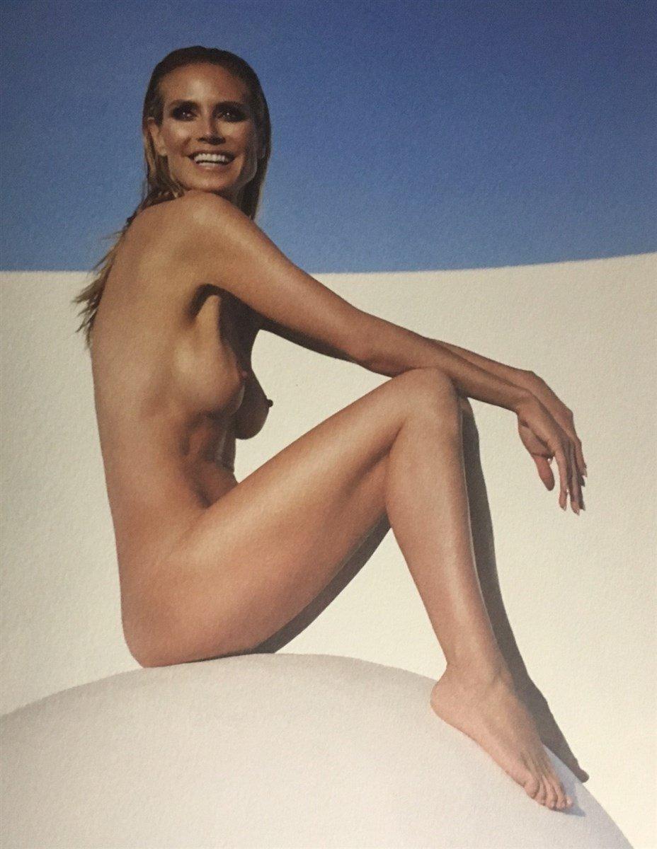 Heidi klum thefappening nude