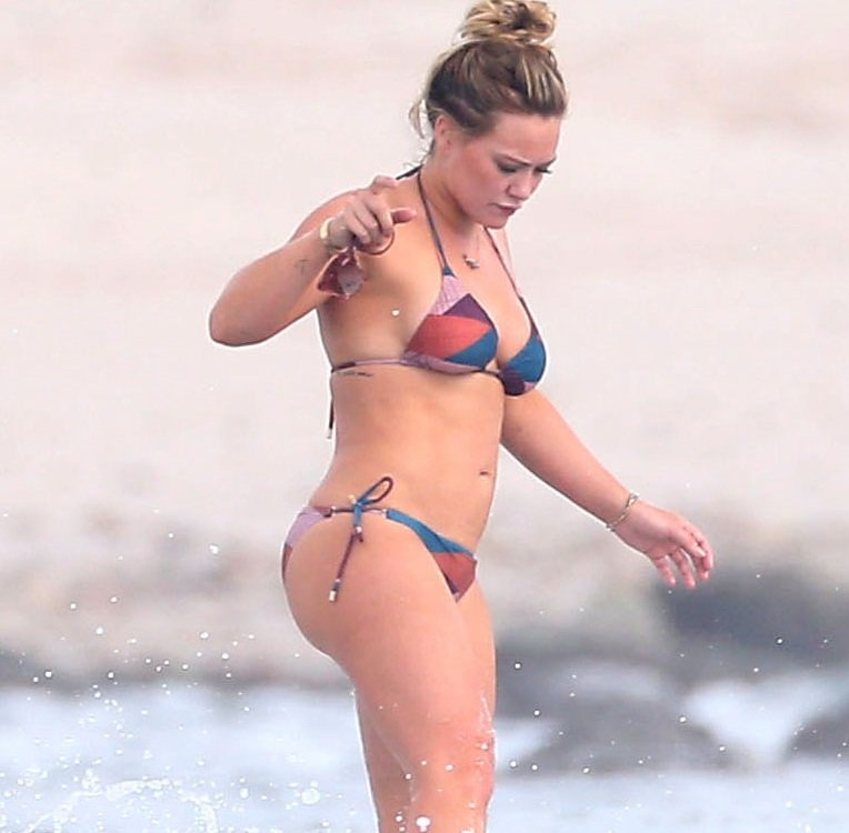 Apologise, Hilary duff butt ass naked accept