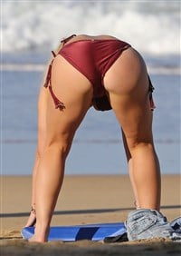 Sex stretch ass
